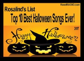 Top 10 Best Halloween Songs Ever! - ReedRADIO.com